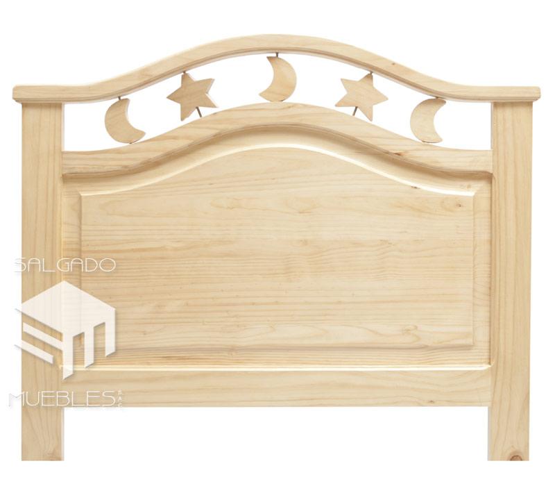 Cama alta car interior design - Cabeceras de cama de madera ...